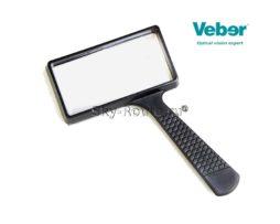 Лупа с ручкой Veber 10050 2x-4x