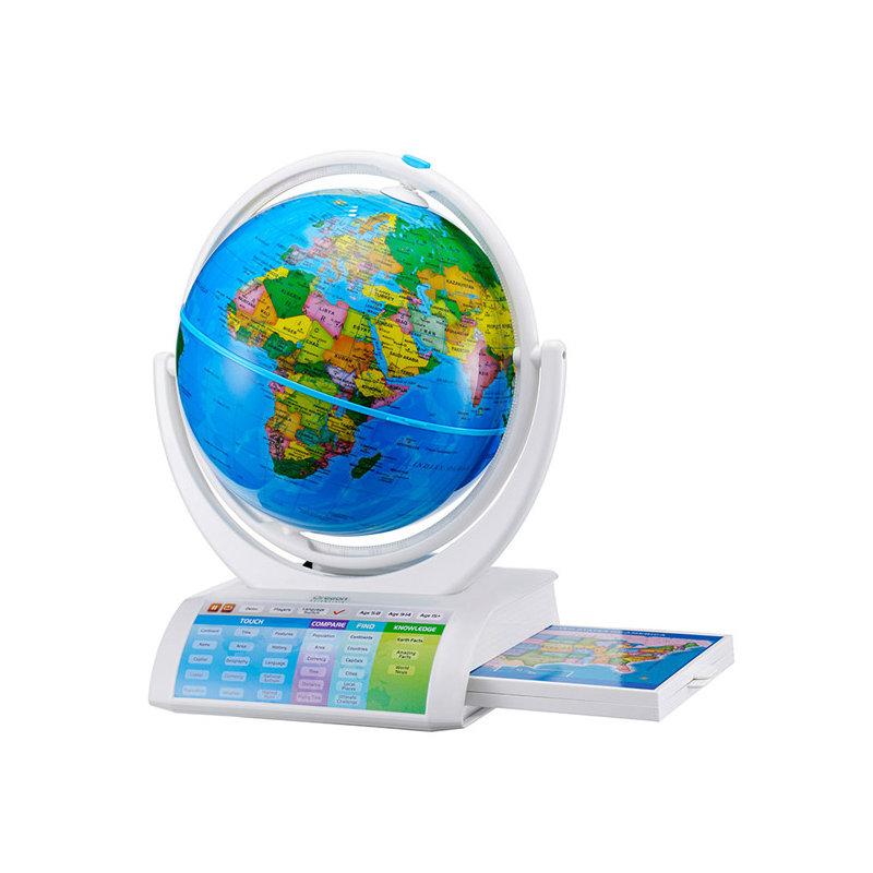 Интерактивный глобус Oregon Scientific Explorer AR
