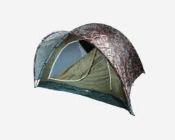 Палатка туристическая 3 местная 007 (210x210x130 см)
