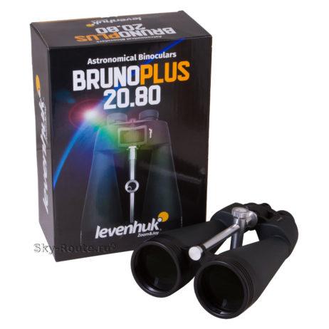Бинокль Levenhuk Bruno PLUS 20x80