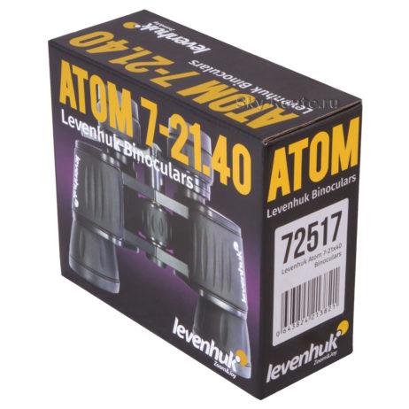 Levenhuk Atom 7–21x40