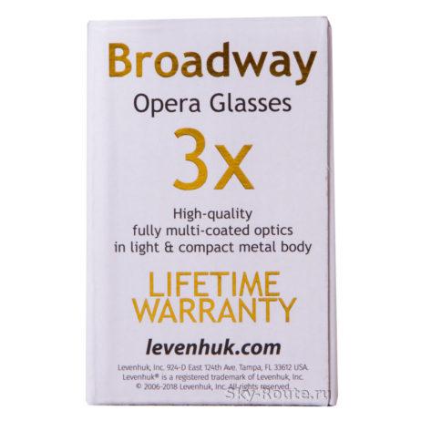 Levenhuk Broadway 325L Lime
