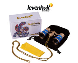 Levenhuk Broadway 325C Blue Wave