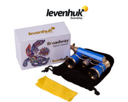 Levenhuk Broadway 325L Blue Wave