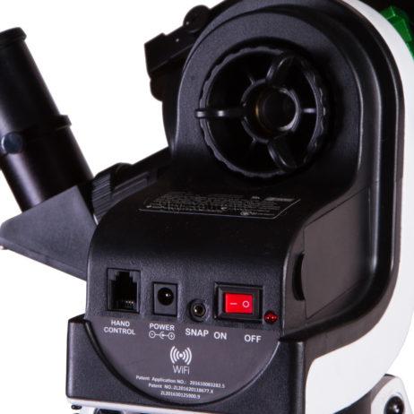 Телескоп Sky-Watcher MAK90 AZ-GTe SynScan GOTO f/14 (90 мм/1250 мм)