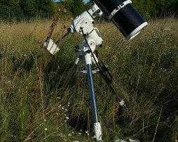 Монтировки телескопов