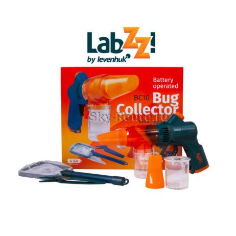 Пылесос для охоты на насекомых Levenhuk LabZZ BC10