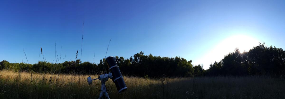 Что можно увидеть в телескоп