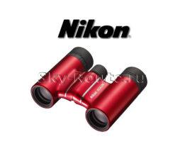 Nikon Aculon T01 10x21 красный