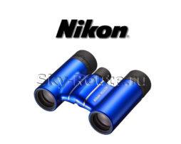 Nikon Aculon T01 8x21 синий