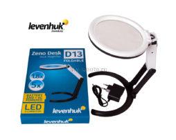Levenhuk Zeno Desk D13
