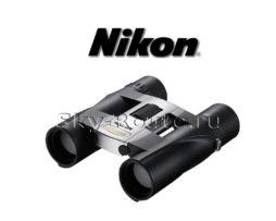 Nikon Aculon А30 10x25 серебристый