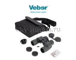 Veber ED 7x30 WP green