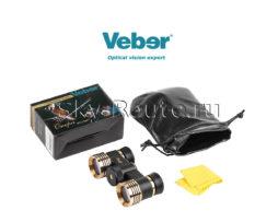 Veber Opera БГЦ 3x27 черно/золотой