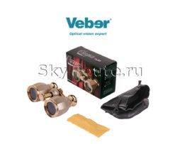 Veber Opera БГЦ 4x30 шампань