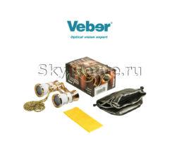 Veber Opera БГЦ 3x25 бело/золотой
