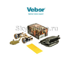Veber Opera БГЦ 3x25 черно/золотой