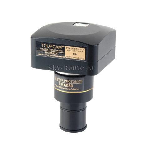 Видеоокуляр ToupCam 16.0 MP