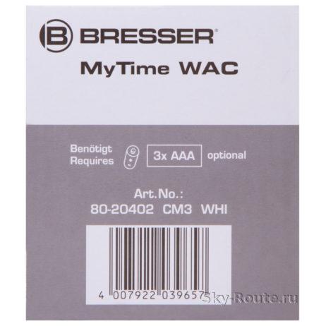 Bresser MyTime WAC черные