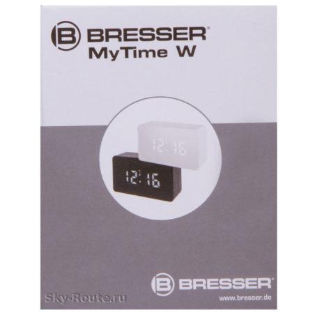 Bresser MyTime W Color LED черные