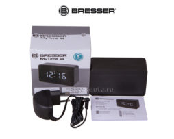Bresser MyTime W Color LED черные