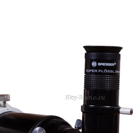 Bresser Messier AR-102xs/460 Hexafoc