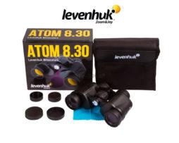 Бинокль Levenhuk Atom 8x30