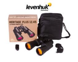 Бинокль Levenhuk Heritage PLUS 12x45