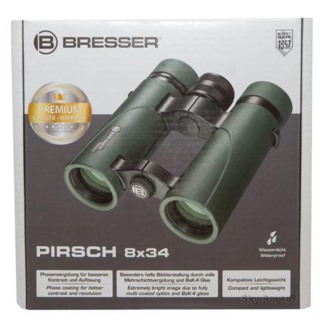 Бинокль Bresser Pirsch 8x34
