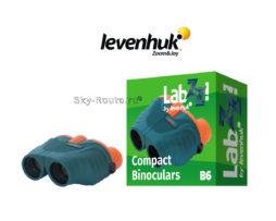 Бинокль Levenhuk LabZZ B6