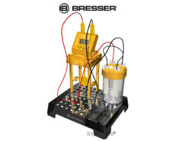 Набор для экспериментов Bresser Junior «Часы на жидкостном аккумуляторе»