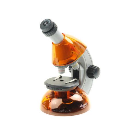 Микромед Атом 40x-640x апельсин