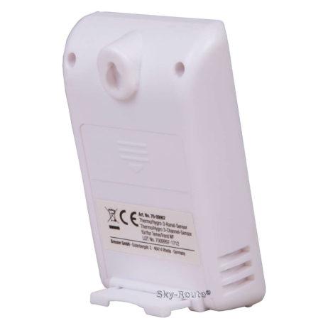 Датчик внешний Bresser для метеостанций 433 МГц трехканальный