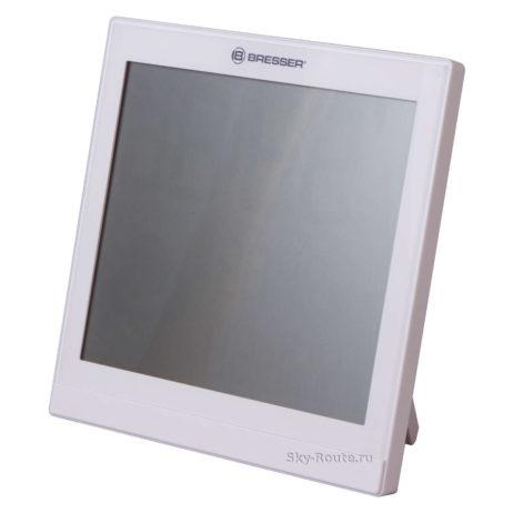 Метеостанция Bresser TemeoTrend JC LCD с радиоуправлением белая