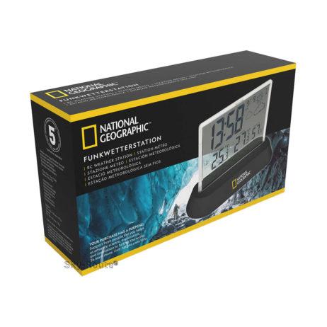 Метеостанция Bresser National Geographic с прозрачным корпусом