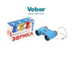 Veber Эврика 3x28B синий
