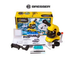 Bresser National Geographic Biolux 40–800x