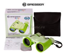 Bresser Junior 3x30 зеленый