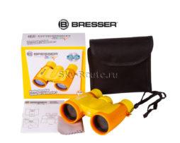 Bresser Junior 3x30 желтый
