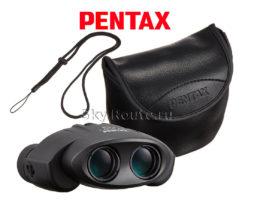 Pentax 8x21 UCF R black