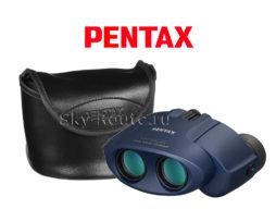 Pentax UP 10x21 синий