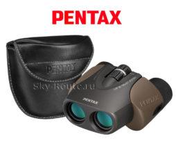 Pentax UP 8-16x21 brown-black