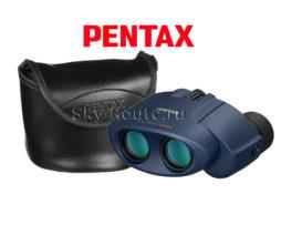 Pentax UP 8x21 синий