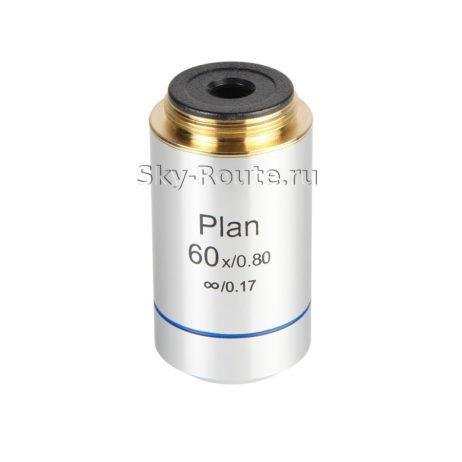 Объектив Микромед 60x/0.8 Plan беск/0.17 М3 U